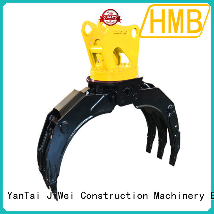 HMB flexible demolition grab factory for loading