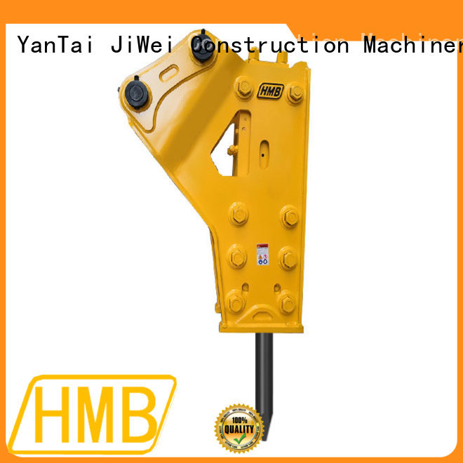 mega impact working power hydraulic hammer from China for Highway repair