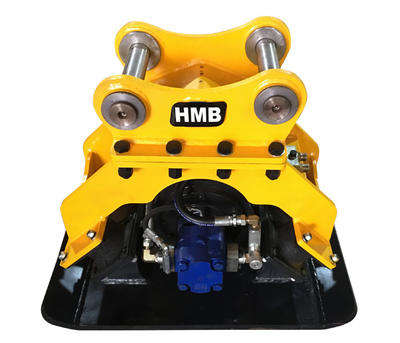 Hydraulic compactor&excavator plate compactor