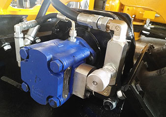easy to maintain hydraulic plate compactor supplier for loading weathered rock-4