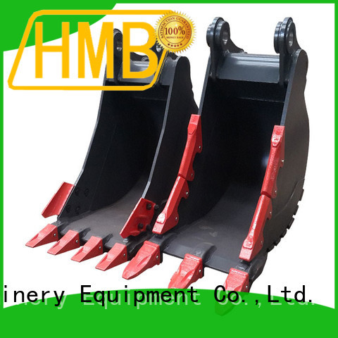 HMB flexible digger buckets for sale for business for loading of hard soil