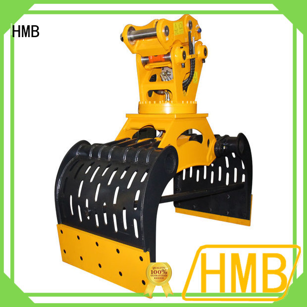 HMB grab for sale in China for loading and unloading