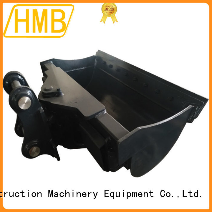 Large capacity hydraulic tilt ditching bucket China for digging dirt