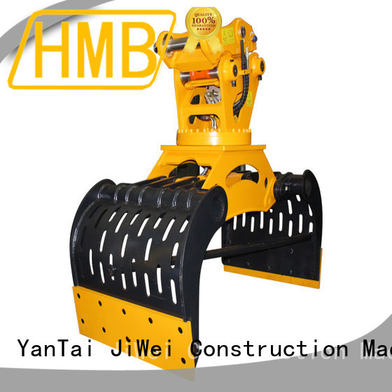 HMB rotary selector grab in China for handling materials with heavy weight
