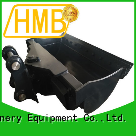 HMB hydraulic tilt ditching bucket manufacturers for cleaning work
