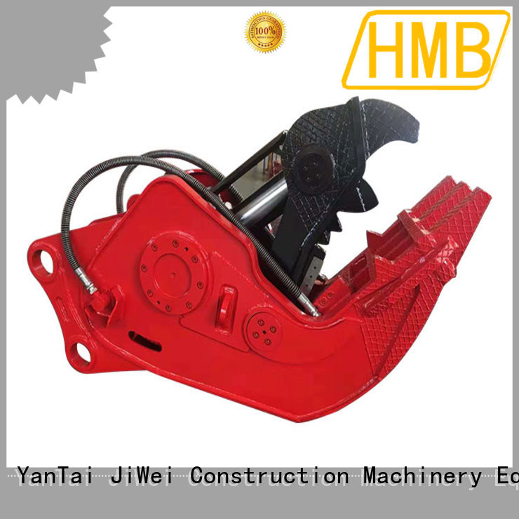 360 degree hydraulic attachments wholesale for crushing of reinforced concrete