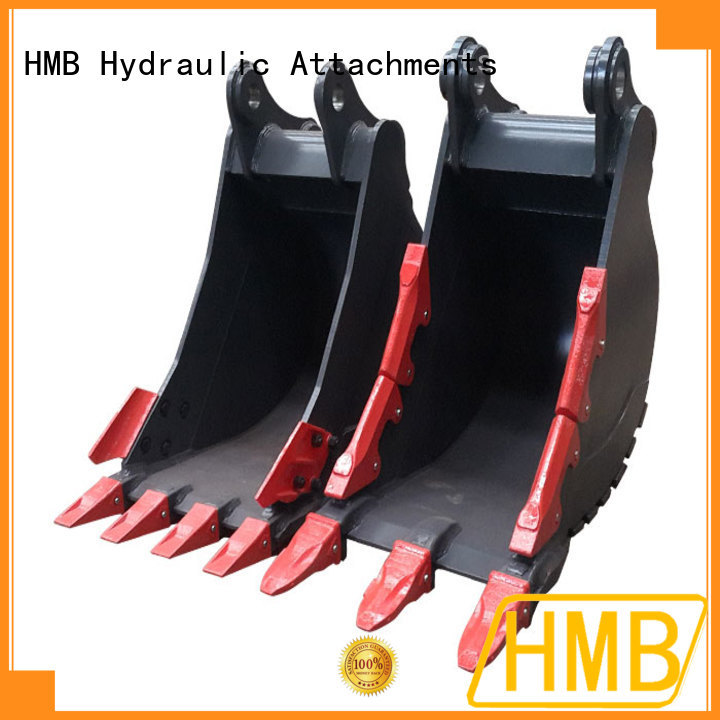 HMB long service life hydraulic attachment services Suppliers for loading secondary-hard stone