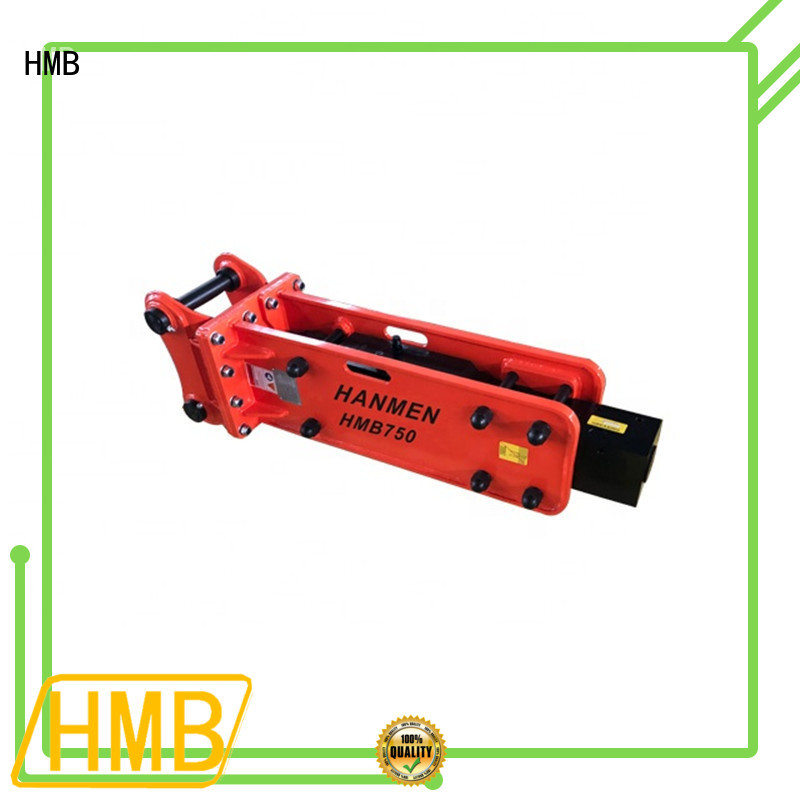 HMB mining attachments from China for Building