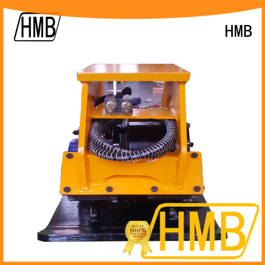 high wear resistance hydraulic compactor manufacturer for loading weathered rock