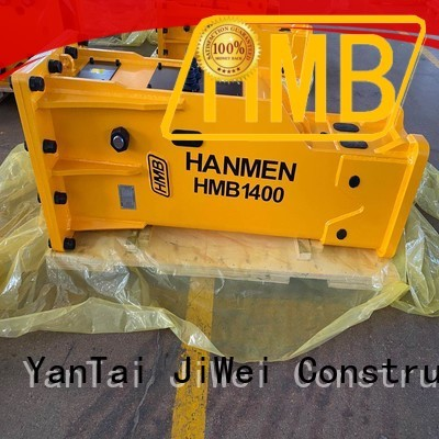 HMB hydraulic rock breaker suppliers Oem for tunneling