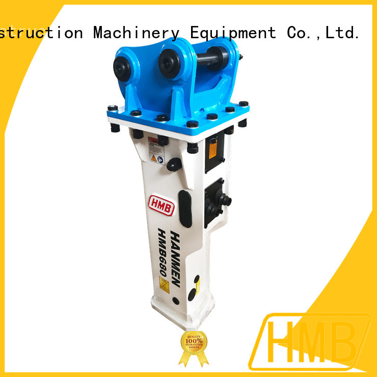 HMB Wholesale hydraulic breakers for excavators manufacturer for Mining