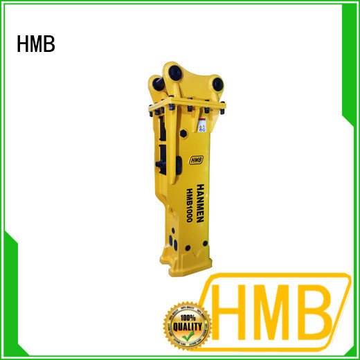 HMB Best hydraulic hammer for excavator Oem for Mining