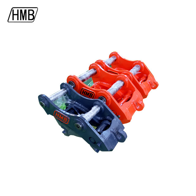 Hydraulic Quick Hitch Excavator Quick Coupler For Connecting Bucket