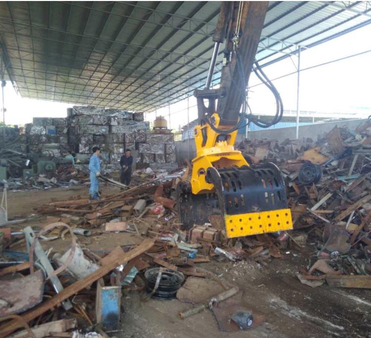 HMB selector grab company for wastes handling-13