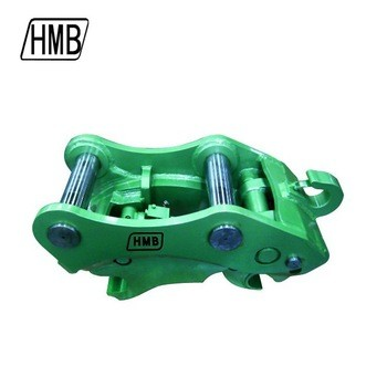excavator hydraulic quick coupler double lock quick hitch Tilting quick hitch