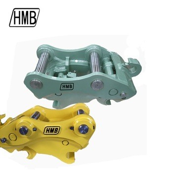 Hydraulic quick connect coupler Excavator quick hitch for bucket and breaker