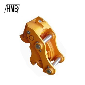 Double Lock Excavator Hydraulic Quick coupler / Quick hitch / Quick Connector for Excavator