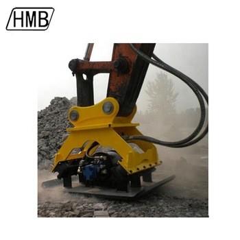 New condition hydraulic compactor vibratory plate comapctor for excavator
