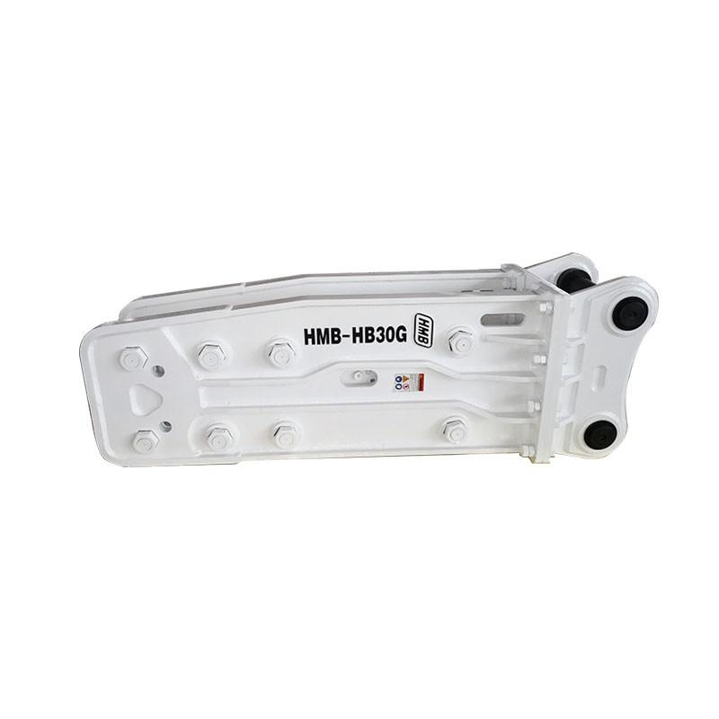 HB30G Top type hydraulic jack hammer /hydraulic breaker