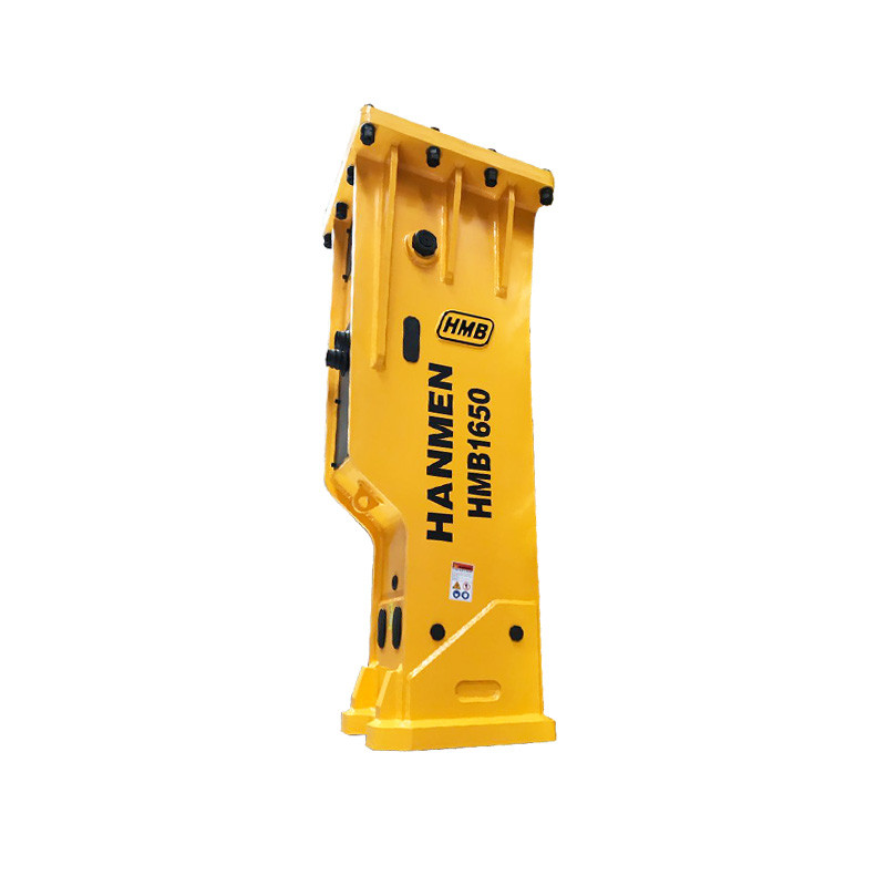 Excavator HMB1650 Big hydraulic rock breaker hammer for 35ton,40ton excavator