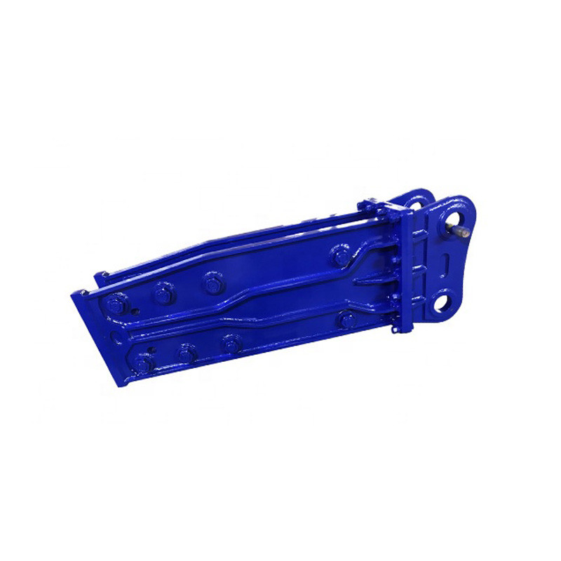 Hot sale quarrying used excavator attached hydraulic hammer