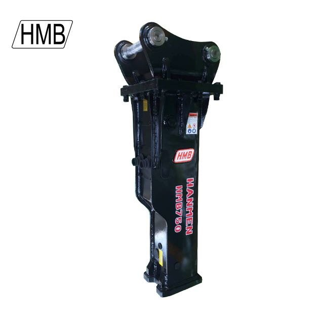 Hydraulic concrete/rock breaker for all kinds of excavator
