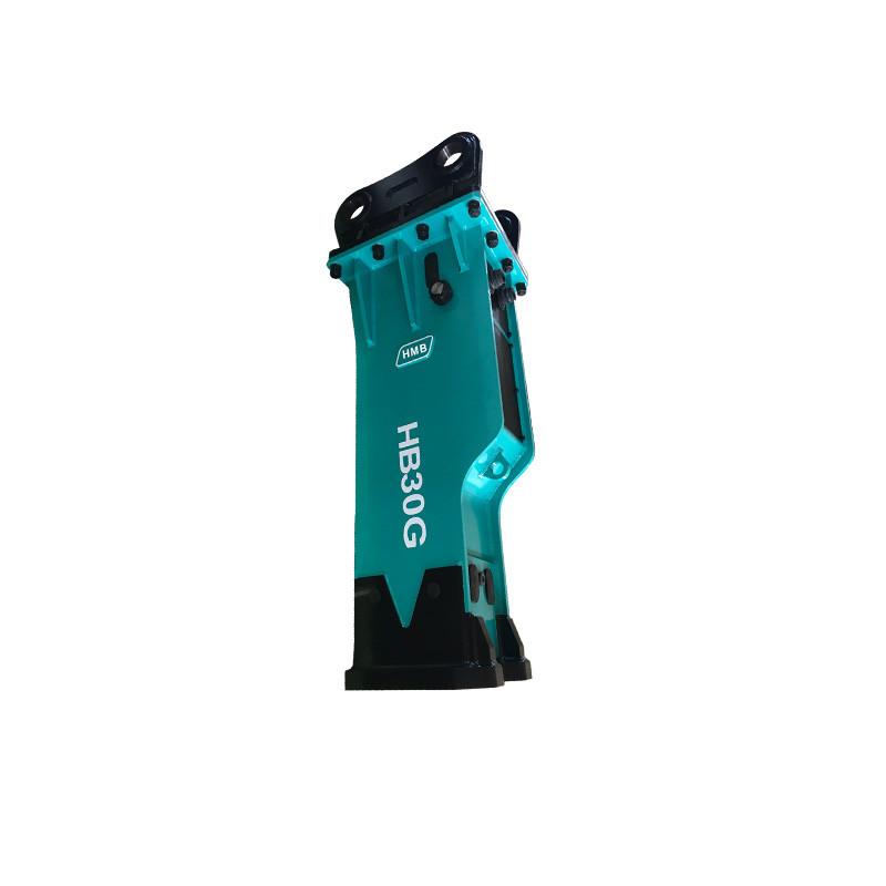 Excavator Rock breaker HB30G hammer with 150mm chisel