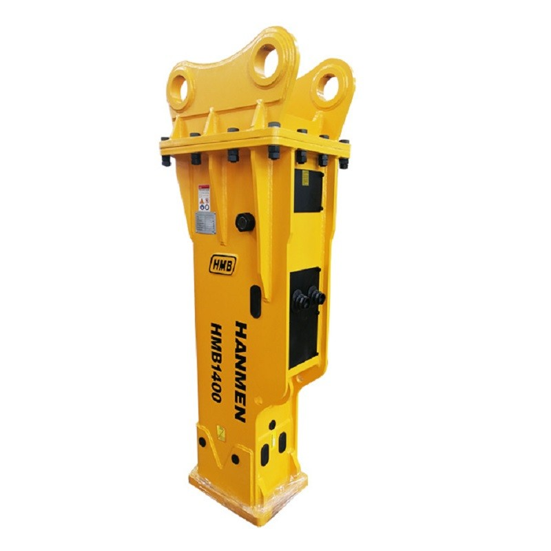 high efficiency HMB hydraulic rock breaker for all brand excavators