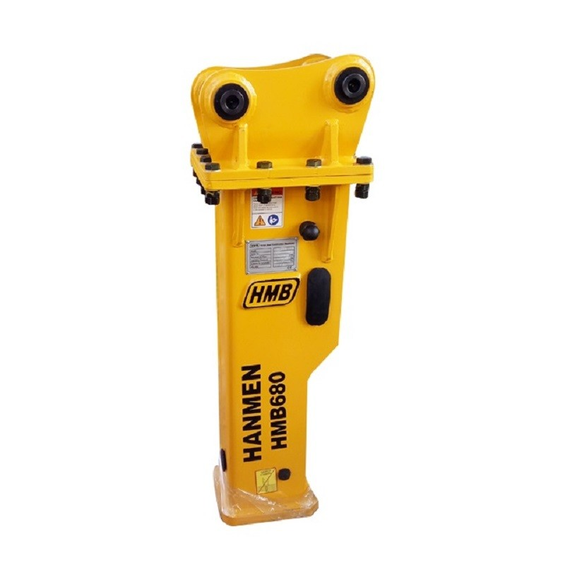 Excavator top type breaker hydraulic hammer manufacturers Korea quality