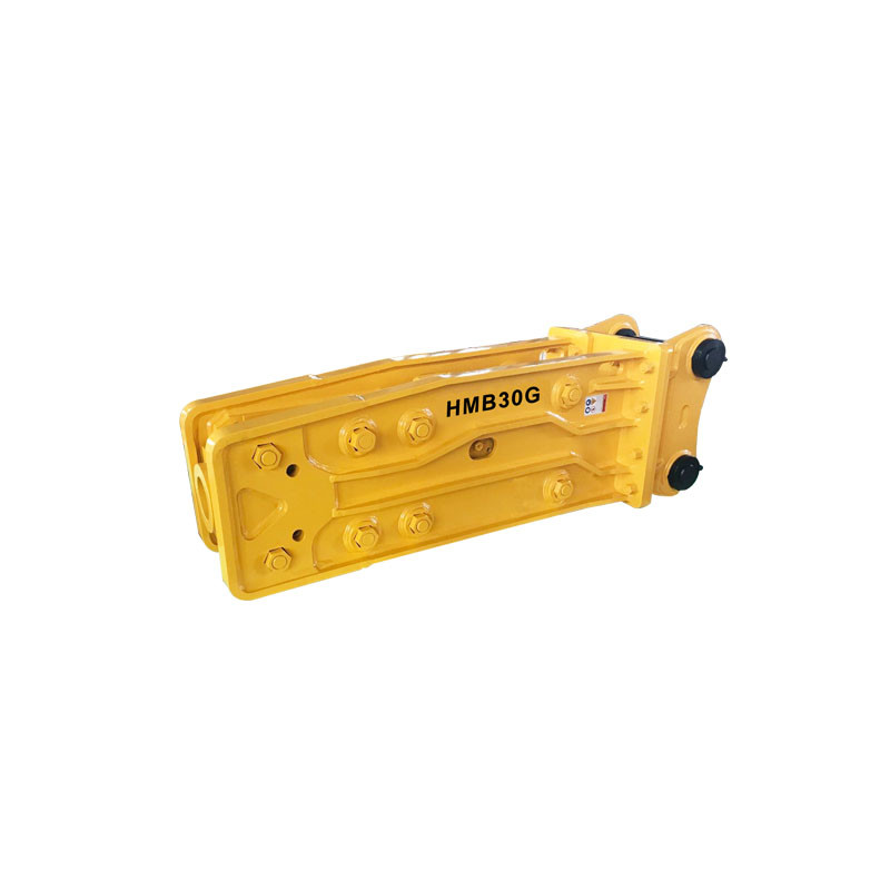 HB30G excavator jack hammer and top type hydraulic rock hammer