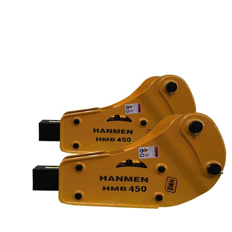 China construction equipment manufacture hydraulic breaker hammer for backhoe loader attachment