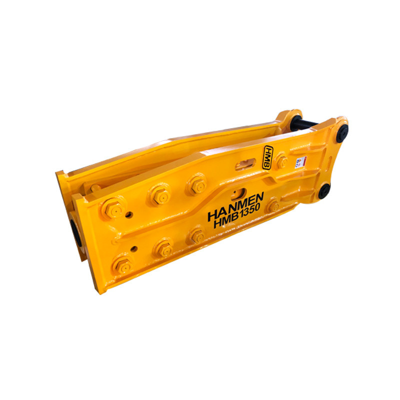 SB70 top type hydraulic rock breaker and concrete breaker hammer for sale