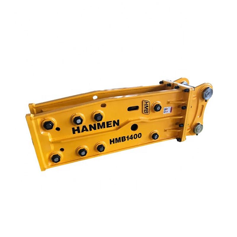 Korea technology hydraulic breaker hammer SB81