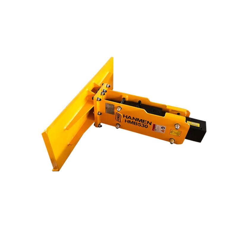 mini skid steer loader excavator hydraulic jack hammer breaker