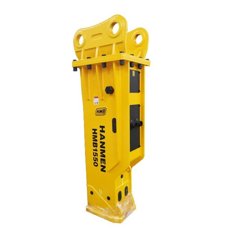 SB121 Silenced type hydraulic rock breaker hammer price specialty for 27-36 excavator construction mining using