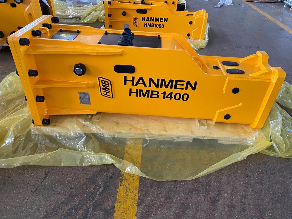 construction machinery hydraulic hammer breaker made in china yantai