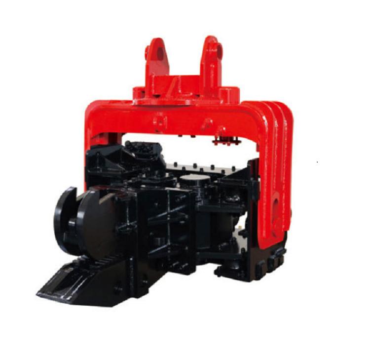 Excavator Mounted Hydraulic Vibro Hammer/Vibratory Sheet Pile Driver