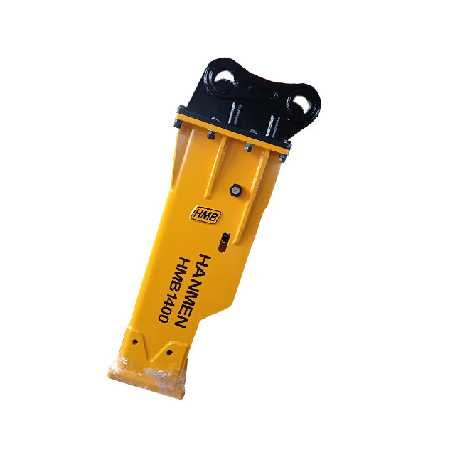 hydraulic concrete excavator breaker with chisel tool 140mm suit for 20-30ton excavator