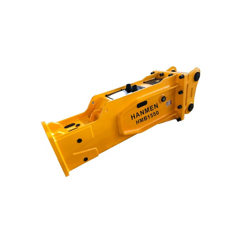SB121 Silenced hydraulic breaker for 30T excavatore special for mining using