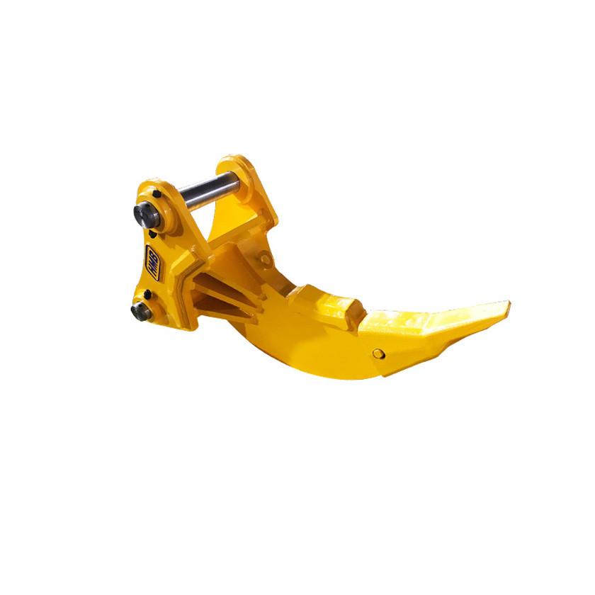 excavator used hydraulic vibro Ripper , ripper for excavator , ripper attachment