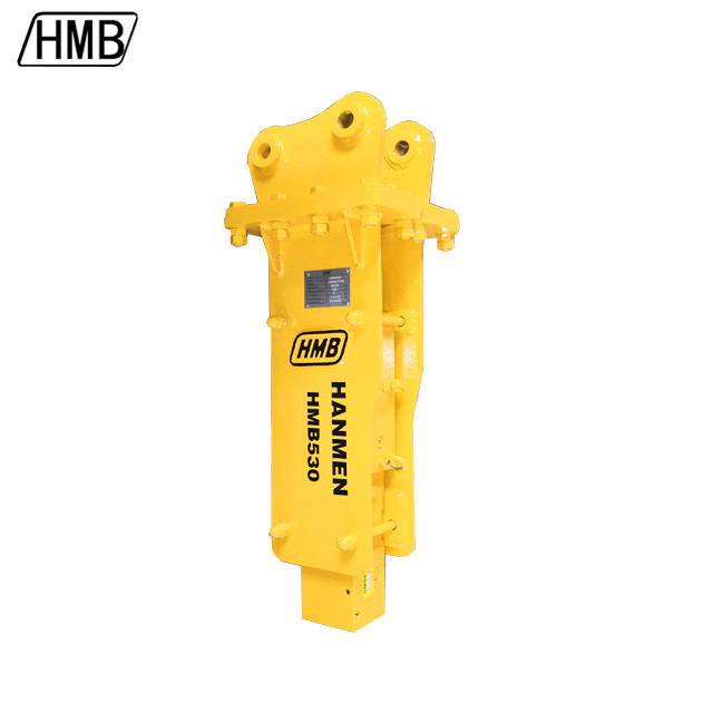 Shigh quality silenced type excavator hydraulic jack hammer with CE