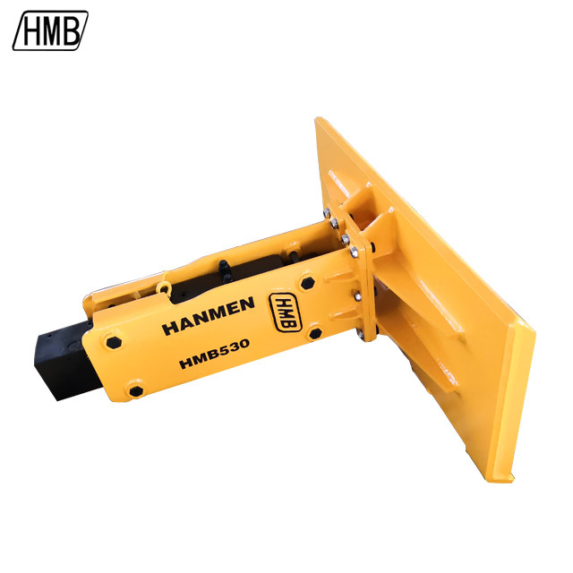 Hydraulic Pile Hammer Post Driver