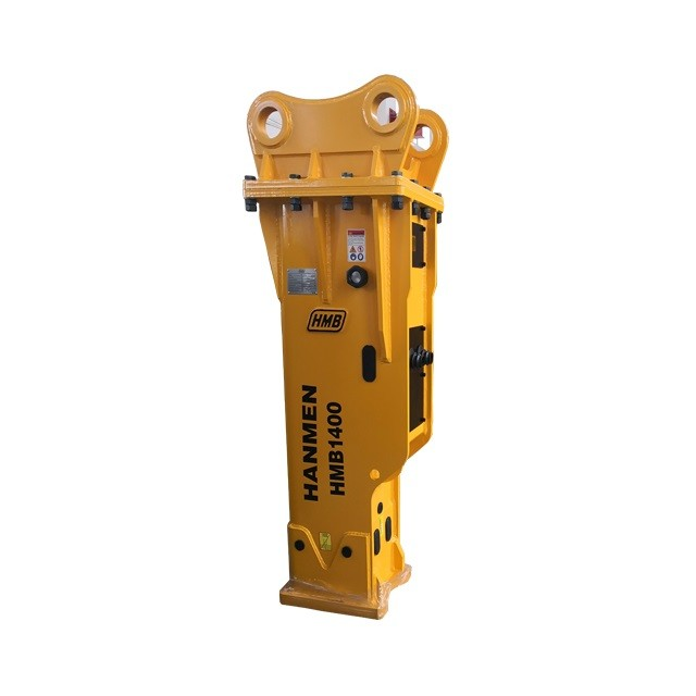 SB81 silenced type hydraulic rock breaker hammer price specialty for 20-30 excavator construction using