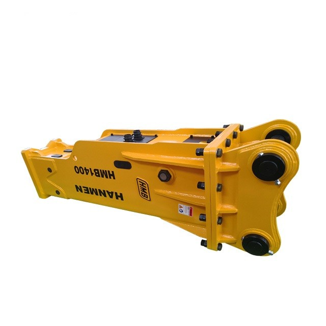 HMB1400 box type hydraulic rock breaker for building construction
