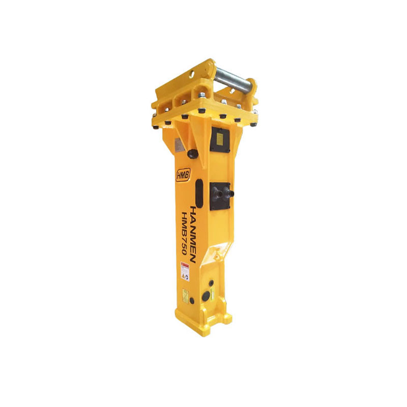 CE approved hydraulic concrete breaker hammer for 6-9 ton excavator