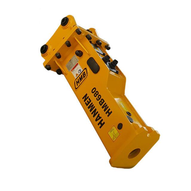 10 ton excavator hydraulic rock breaker excavator breaker hammer