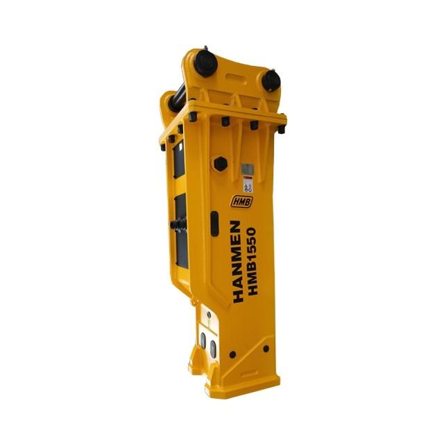 155 hydraulic hammer Soosan SB121