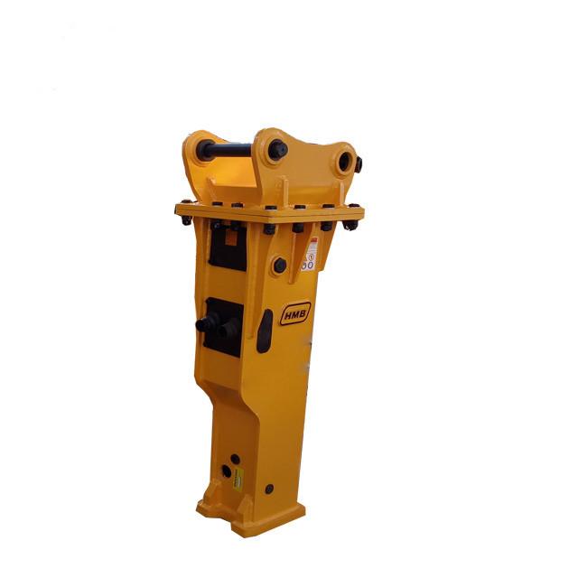 SB40 SB43 box type hydraulic Rock breaker hammer for Excavator
