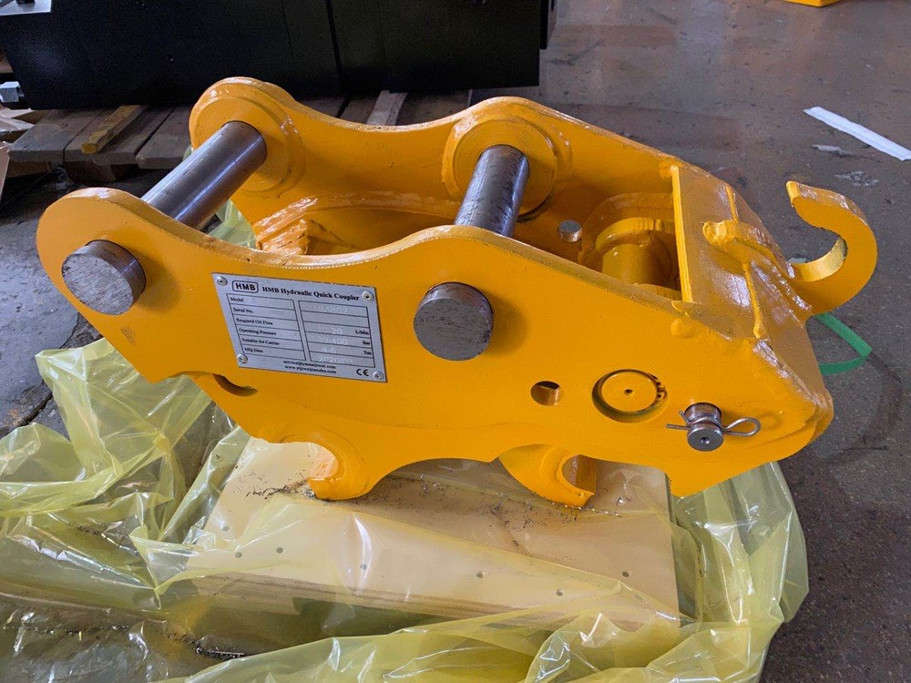 Hydraulic Quick Couple Excavator Mechanical Quick Coupler Quick Hitch Hydraulic Quick Coupler