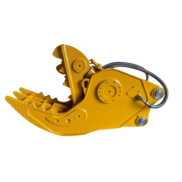 excavator pulverizer HYDRAULIC CRUSHER for 20-25ton digger
